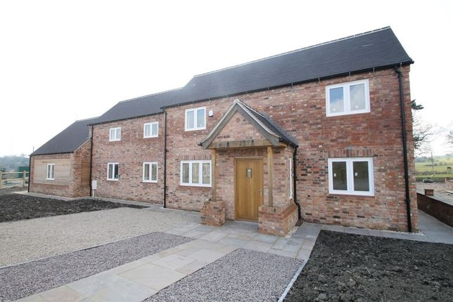 Thumbnail Property to rent in Outwoods Lane, Outwoods Lane, Coleorton, Leicestershire