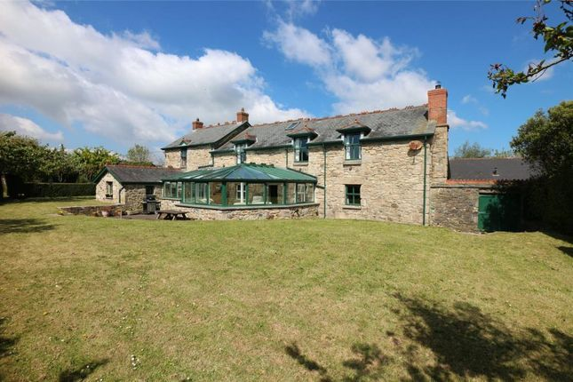 6 bedroom detached house for sale in Clowance, Praze, Camborne