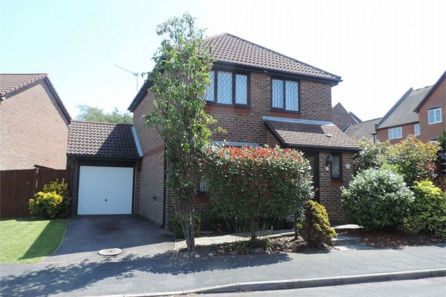 Thumbnail Detached house for sale in Landsdowne Way, Bexhill On Sea, East Sussex