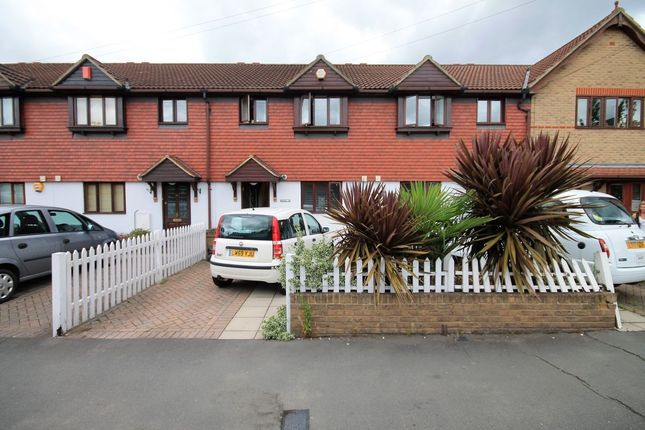 Thumbnail Terraced house for sale in Como Street, Romford