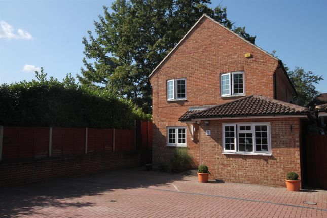 Thumbnail Detached house for sale in Conway Drive, Farnborough