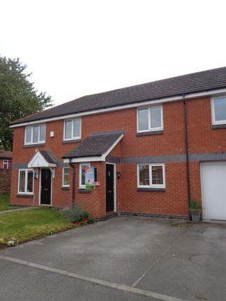 Thumbnail Flat to rent in Elworth Court, Fenton, Stoke-On-Trent