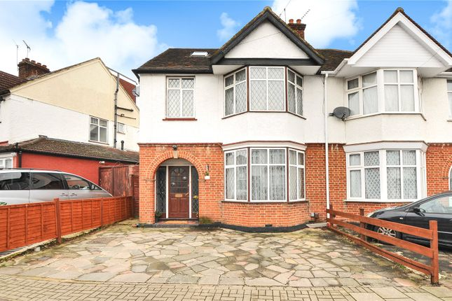 5 bed semi-detached house for sale in Nibthwaite Road, Harrow, Middlesex