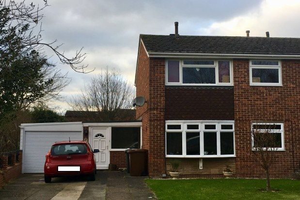 Thumbnail Property to rent in Collinson Road, Burton-On-Trent