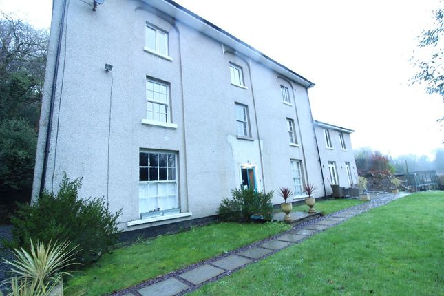 Thumbnail Detached house for sale in The Wern, Crumlin Road, Pontypool