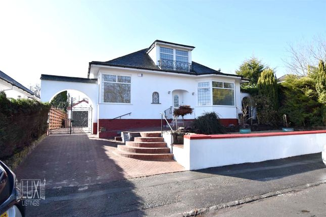 Thumbnail Detached house for sale in Kinfauns Drive, Newton Mearns, Glasgow