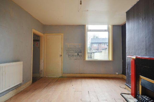 Reception Room of Investment Opportunity, Parkinson Street, Mill Hill, Blackburn BB2