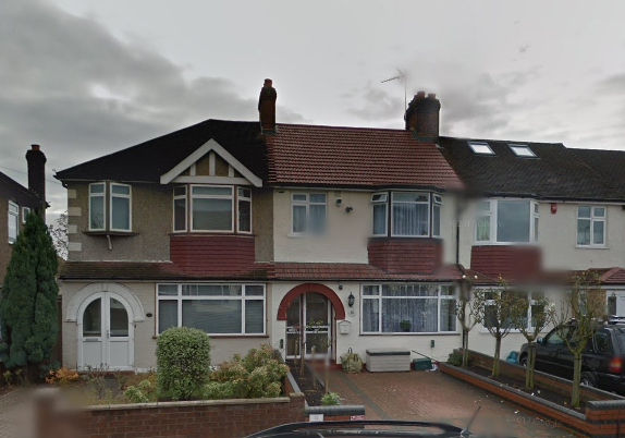Thumbnail Terraced house to rent in Castle Road, Northolt