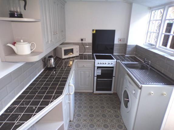 Kitchen of Bonchurch Village Road, Ventnor PO38