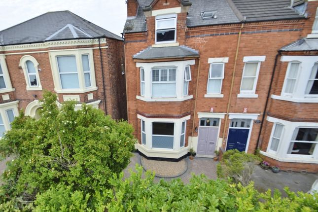 Thumbnail Semi-detached house for sale in Loughborough Road, West Bridgford
