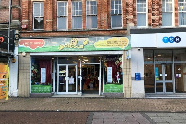 Thumbnail Retail premises to let in 580 Christchurch Road, Boscombe, Bournemouth