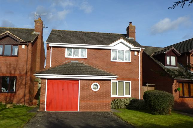 Thumbnail Detached house for sale in Toll Gate Close, Stratford-Upon-Avon