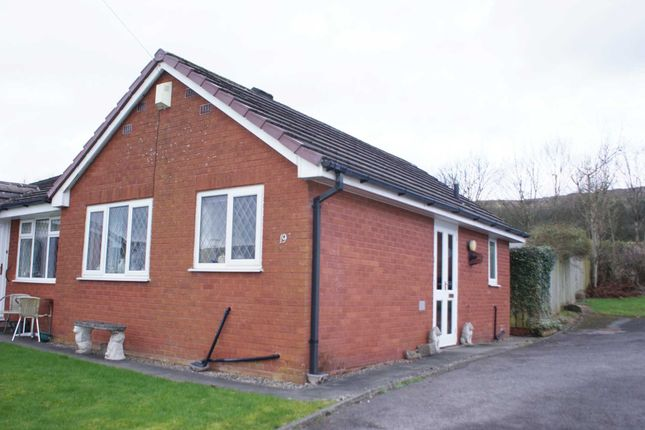 Thumbnail Bungalow for sale in Shalfleet Close, Bolton