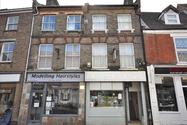1 bed flat for sale in Norfolk Street, King's Lynn PE30