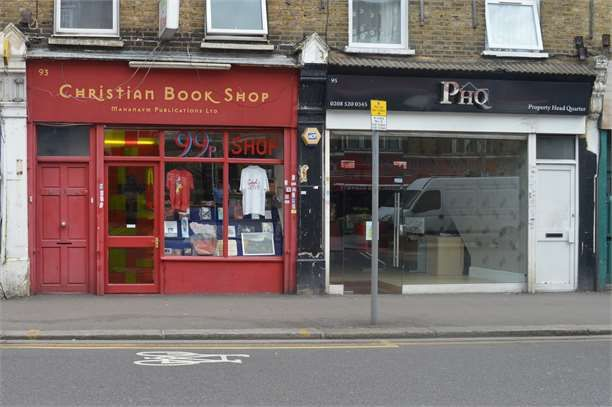 Retail premises for sale in Wood Street, Walthamstow, London