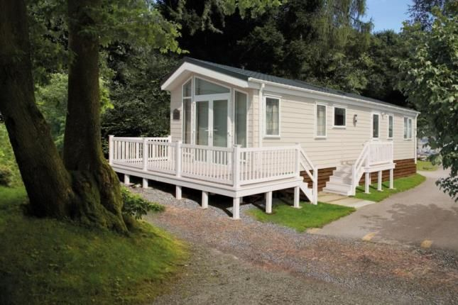 2 bed mobile/park home for sale in Trevelgue, Newquay, Cornwall