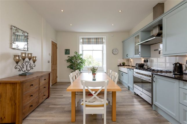 Kitchen of 17/7 Bellevue Crescent, New Town, Edinburgh EH3