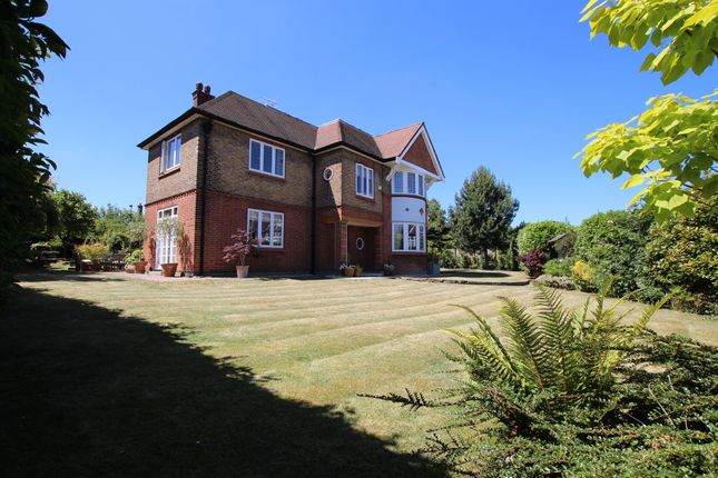 Thumbnail Detached house for sale in The Orchard, Winchmore Hill, London