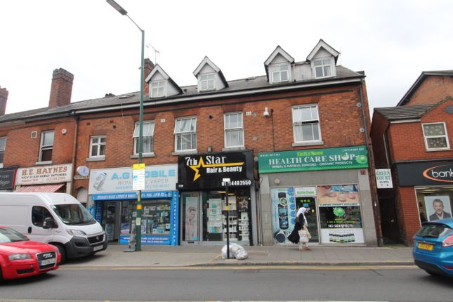 Thumbnail Retail premises for sale in 1117-1119A Warwick Road, Acocks Green, Birmingham