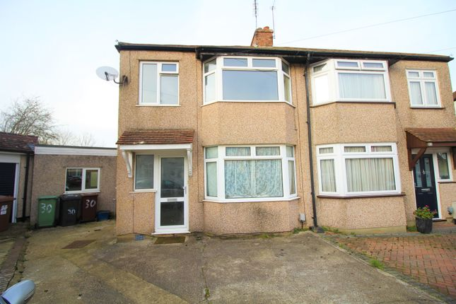 Semi-detached house to rent in Clive Close, Potters Bar