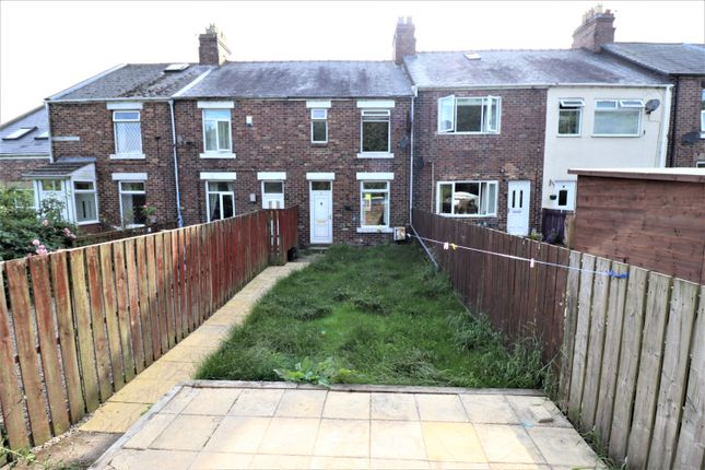 2 bed terraced house to rent in Institute Street, Oakenshaw, Crook DL15