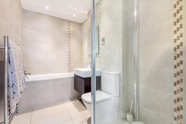Bathroom of Lattimer Place, Chiswick W4