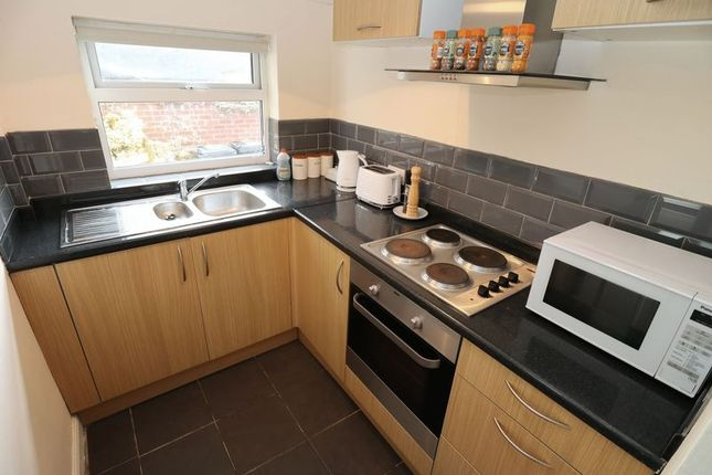 Kitchen of Paradise Street, Macclesfield SK11