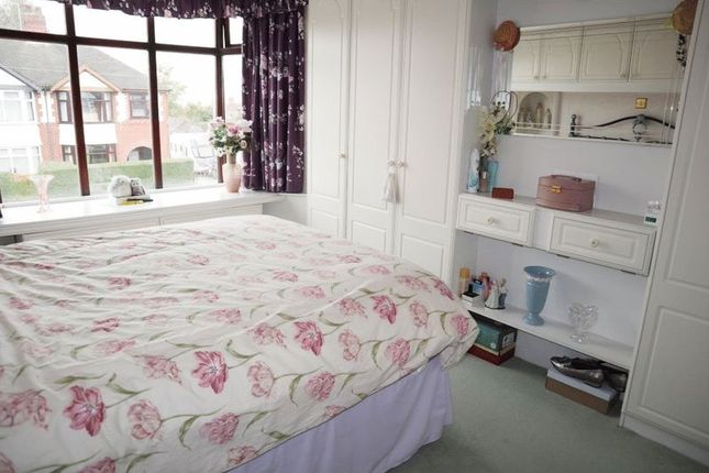 Bedroom One of Highfield Drive, Blurton, Stoke-On-Trent, Staffordshire ST3