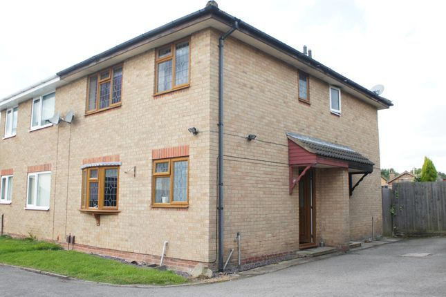 Town house for sale in Willow Drive, Groby, Leicester