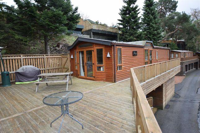 Thumbnail Detached bungalow for sale in River Tilt Park, Bridge Of Tilt, Blair Atholl, Pitlochry
