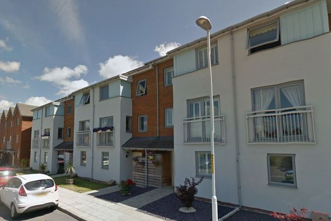 Thumbnail Town house to rent in Billington Grove, Willesborough, Ashford