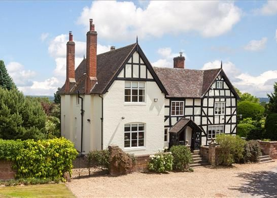 Thumbnail Detached house for sale in Lineholt Lane, Droitwich, Worcestershire