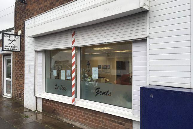Retail premises for sale in Shrubland Street, Leamington Spa