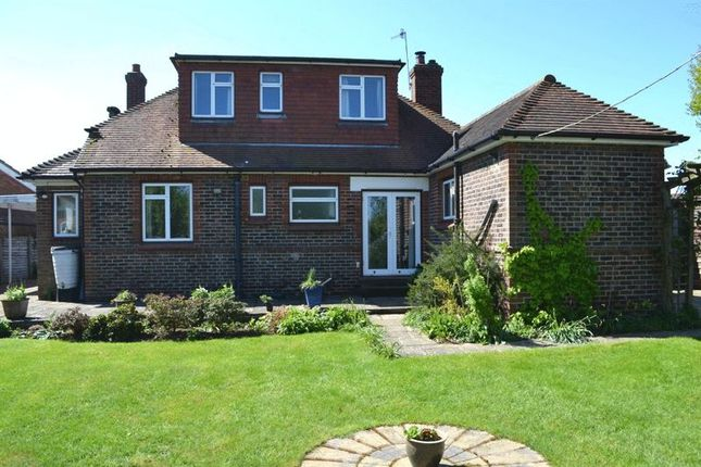 Thumbnail Bungalow for sale in The Ridgeway, Tonbridge