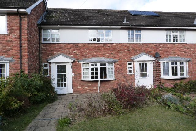 Thumbnail Terraced house to rent in Aspley Hill, Woburn Sands