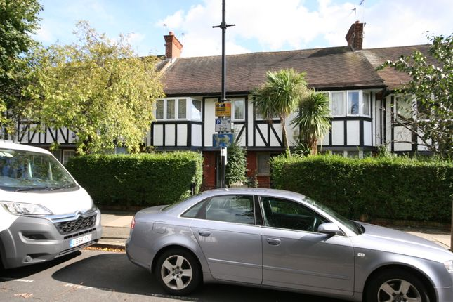 Thumbnail Terraced house to rent in Tudor Gardens, London