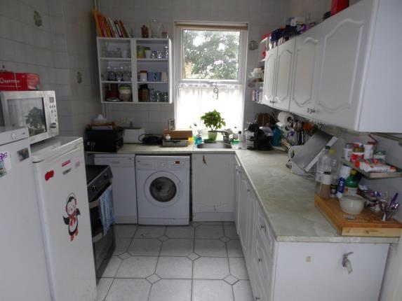 Kitchen of Crompton Street, Derby, Derbyshire DE1