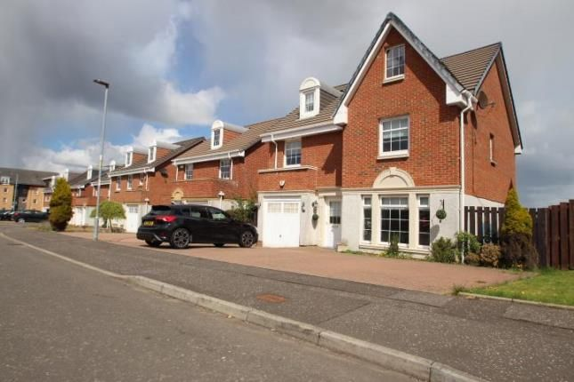 Thumbnail Detached house for sale in Argyll Wynd, Motherwell, North Lanarkshire