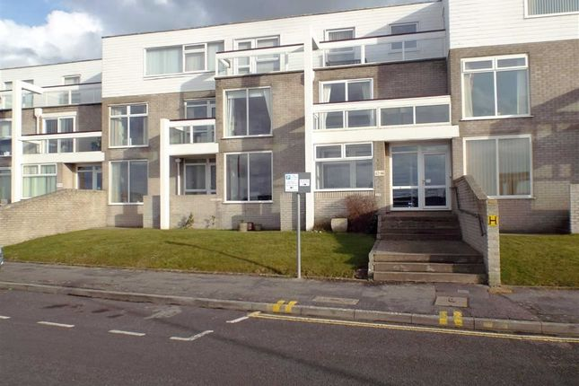 Thumbnail Flat for sale in Quantock Court, South Esplanade, Burnham On Sea