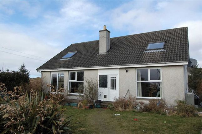 Thumbnail Detached house for sale in Big Sand, Gairloch, Ross-Shire