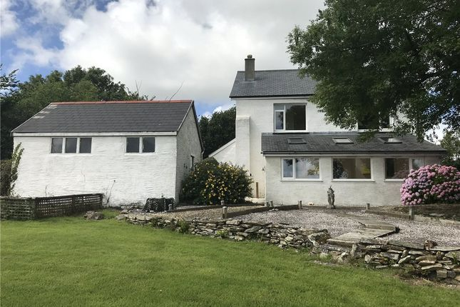 Thumbnail Detached house to rent in St. Allen, Truro, Cornwall