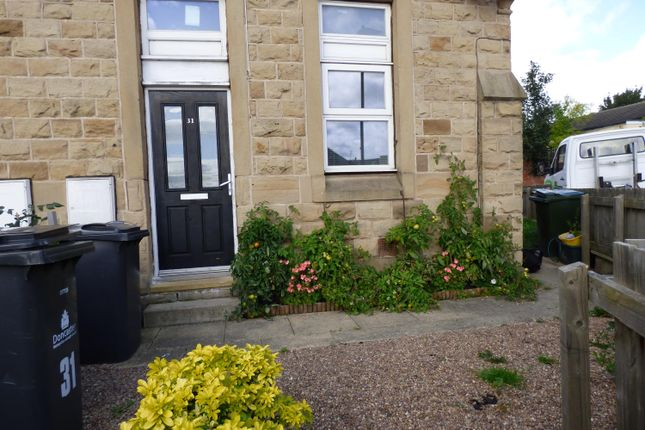 Thumbnail Flat to rent in Old School House, West View Road, Mexborough