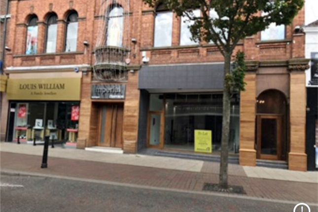 Thumbnail Commercial property to let in Ormskirk Street, St. Helens