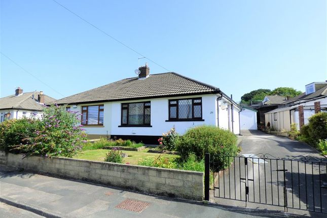Thumbnail Semi-detached bungalow for sale in Aireville Drive, Silsden, Keighley