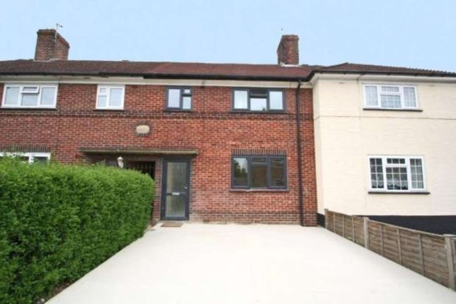 Thumbnail Terraced house to rent in Jackson Road, North Oxford