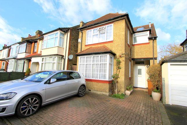 Thumbnail Detached house for sale in Longfield Avenue, Wallington