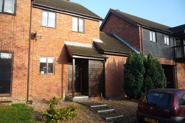 Thumbnail Terraced house to rent in Essex Avenue, Sudbury