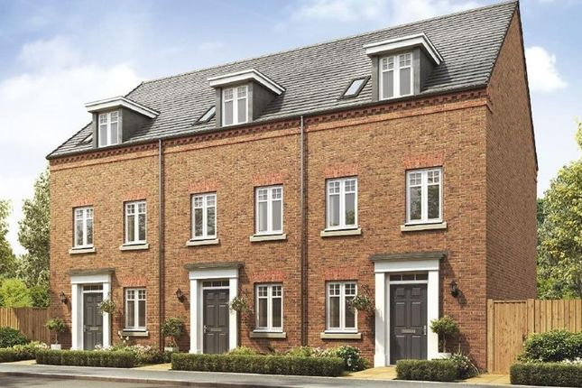 """Thumbnail Terraced house for sale in """"Greenwood"""" at South Road, Durham"""