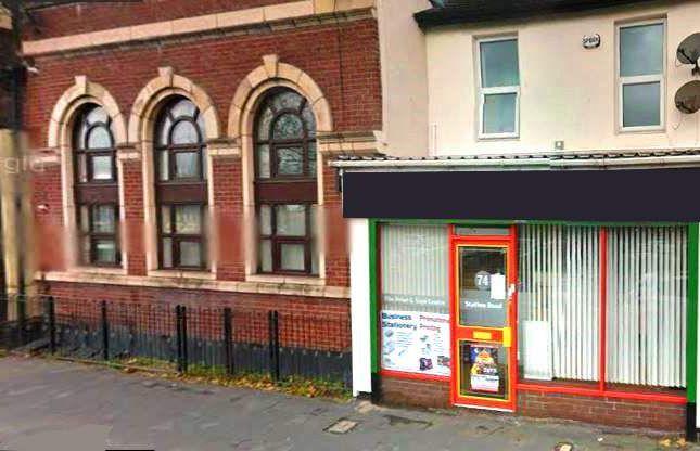 Commercial property for sale in Ellesmere Port CH65, UK