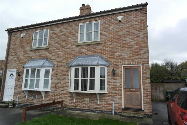 Thumbnail Semi-detached house to rent in Church View, Ottringham
